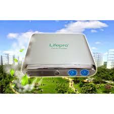 Máy lọc không khí và khử mùi ô tô Lifepro