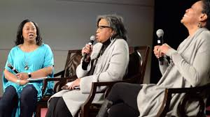 Legacy Panel with Lois Evans, Chrystal Hurst and Priscilla Shirer - YouTube