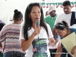 Senator Elena Smith is BNTU's new president - The San Pedro Sun