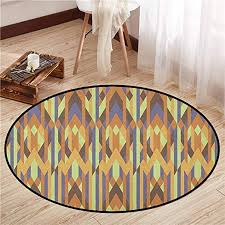 com living room round rugs