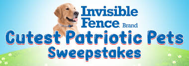 Invisible Fence Of Central Pa Cutest Patriotic Pets Sweepstakes