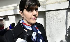 Cine este iubitul Laurei Codruța Kovesi. Au apărut în public, dar ...
