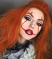 23 pennywise makeup ideas for halloween
