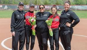 SIUE Softball Loses to Belmont, Cougars Honor Seniors Alyssa Heren and Janie  Smith Before Game | RiverBender.com