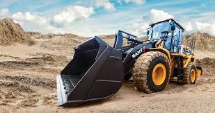 wheel loaders earthmoving equipment