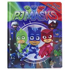 PJ Masks: First Look and Find – PI Kids - Phoenix International Publications
