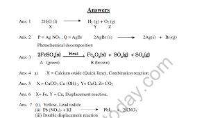 cbse class 10 science hots question