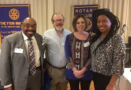 Rotarian Billy Moore (left) arranged for... - Rotary Club of Cleveland,  Mississippi | Facebook