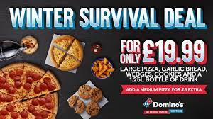 domino s pizza bingley 95 main st