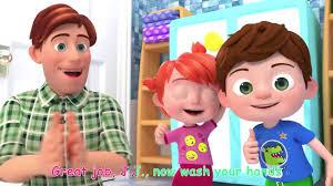 Bé học bài hát tiếng anh vui nhộn. (Baby learn funny English song ...