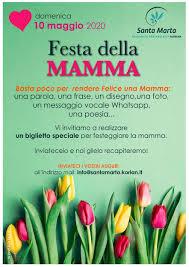 Santa Marta | Festa della Mamma | Case di Riposo per Anziani e RSA ...