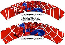 Spiderman Imprimibles Para Fiesta Para Imprimir Gratis
