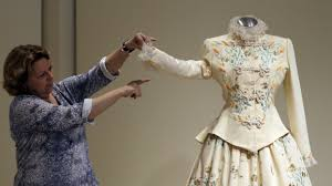 Wedding fashions from 1800s to today featured
