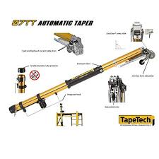 tapetech easyclean automatic drywall