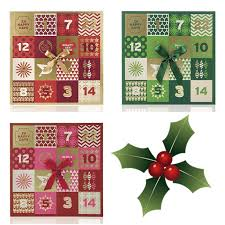 the body advent calendars for