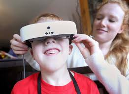 Boy meets world: device lets blind see - Winnipeg Free Press