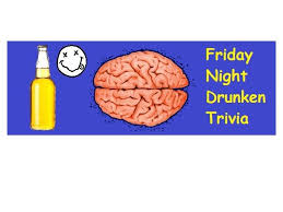 Friday Night Drunken Trivia- Tryptophan Turkey Triva With Addie ...