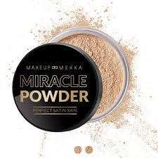 miracle powder makeupmekka