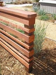 Image Result For Low Horizontal Fence Gate Fence Design Backyard Fences Fence Landscaping