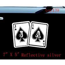 2020 Jason Aldean Spade Logo Car Truck Decal Vinyl Sticker Funny Car Phone Window Decal Sticker Decals Reflective Silver Color From Mysticker 6 04 Dhgate Com