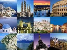 summer travel destination