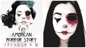 american horror story freak show clown