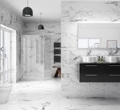 ceramic tiles work in bathrooms