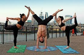 acro yoga for beginners 3 poses to get