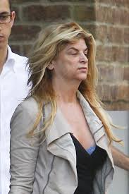 stars without makeup the kirstie alley