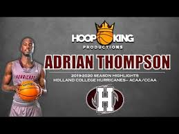 Adrian Thompson 2019 2020 Highlights - YouTube