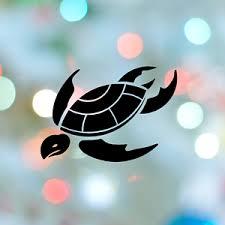 Sea Turtle Vinyl Decal Car Decal Window Decal Laptop Decal Ebay