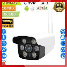 Camera wifi giám sát ngoài trời Yoosee, camera giám sát với 6 đèn led Full  HD - hồng ngoại quay đêm, Giá tháng 10/2020