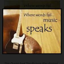 inspirational quotes and phrases of songs lyrics for singers and