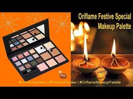 festive special makeup palette