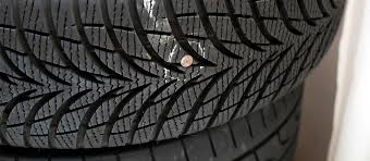 nail in tire how to remove repair it