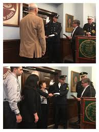 """West Orange, NJ on Twitter: """"CONGRATS! #WestOrangeNJ promoted #Police  Officer James Bette to the rank of Sergeant & #Firefighter John Gibson to  the rank of Fire Captain.… https://t.co/LMI418cE5Q"""""""