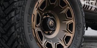 Ford F 250 Vengeance D687 Gallery Fuel Off Road Wheels Fuel Wheels Wheel Truck Wheels