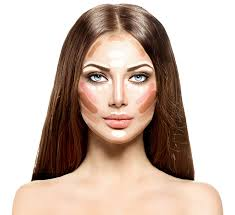subtle makeup contouring for every day