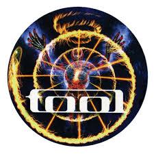 Tool Spiral Decal Logo Sticker Sticker Patches Stickers