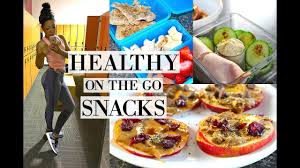 healthy snacks to lose weight easy