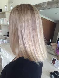 Silver Ash Blonde Foils Morph Salon Nowa Fryzura Fryzury