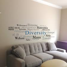 Welcome In Different Languages Wall Decal Trading Phrases