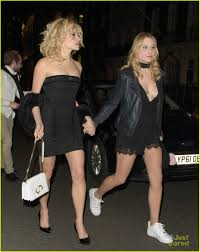 Pixie Lott Has Girl's Night Out with Polly Anderson After ...