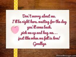 goodbye messages for husband quotes for him com