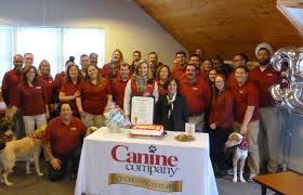 Wilton S Canine Company Celebrates 245 Dog Years 35 Years In Business Good Morning Wilton