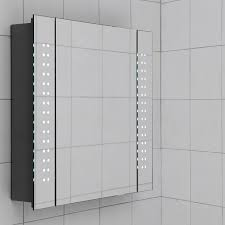 battery operated light up mirrored