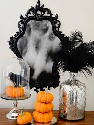 how to make a ghostly antiqued mirror