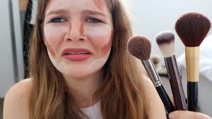 the worst make up tutorial you ll ever