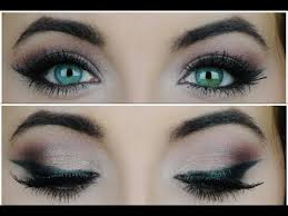 quick and easy prom makeup using all