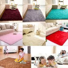 modern area rugs fluffy living room